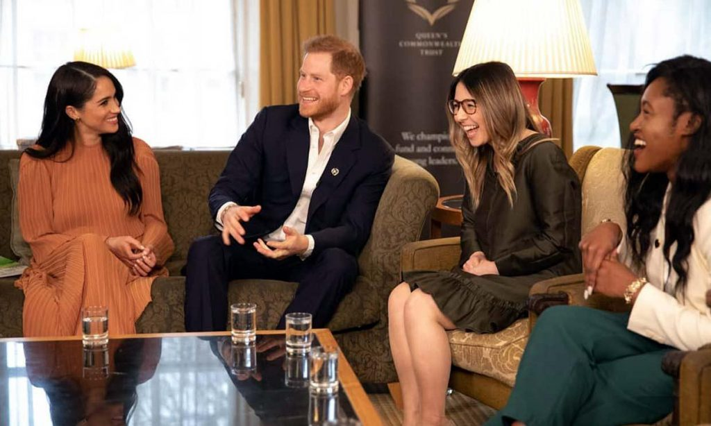 Príncipe Harry Meghan Markle Sussex (2)