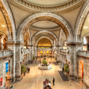 Metropolitan Museum CORONAVIRUS
