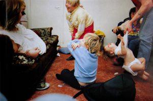 Niños coronavirus NickWaplington 3