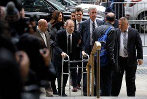 El caso Harvey Weinstein