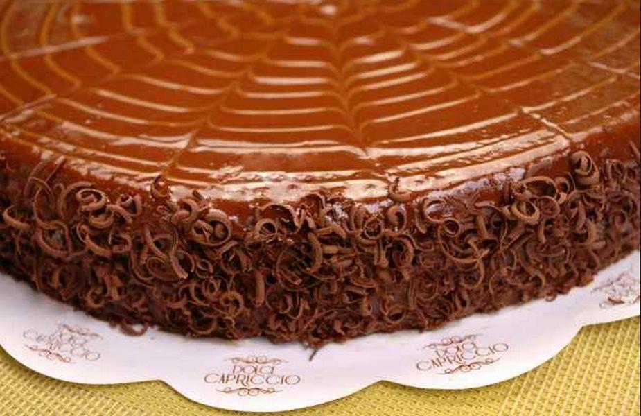 postre torta Capriccio