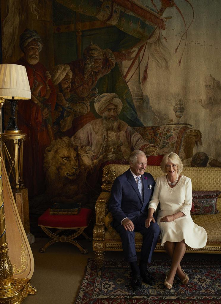príncipe Charles Camilla Cornwall