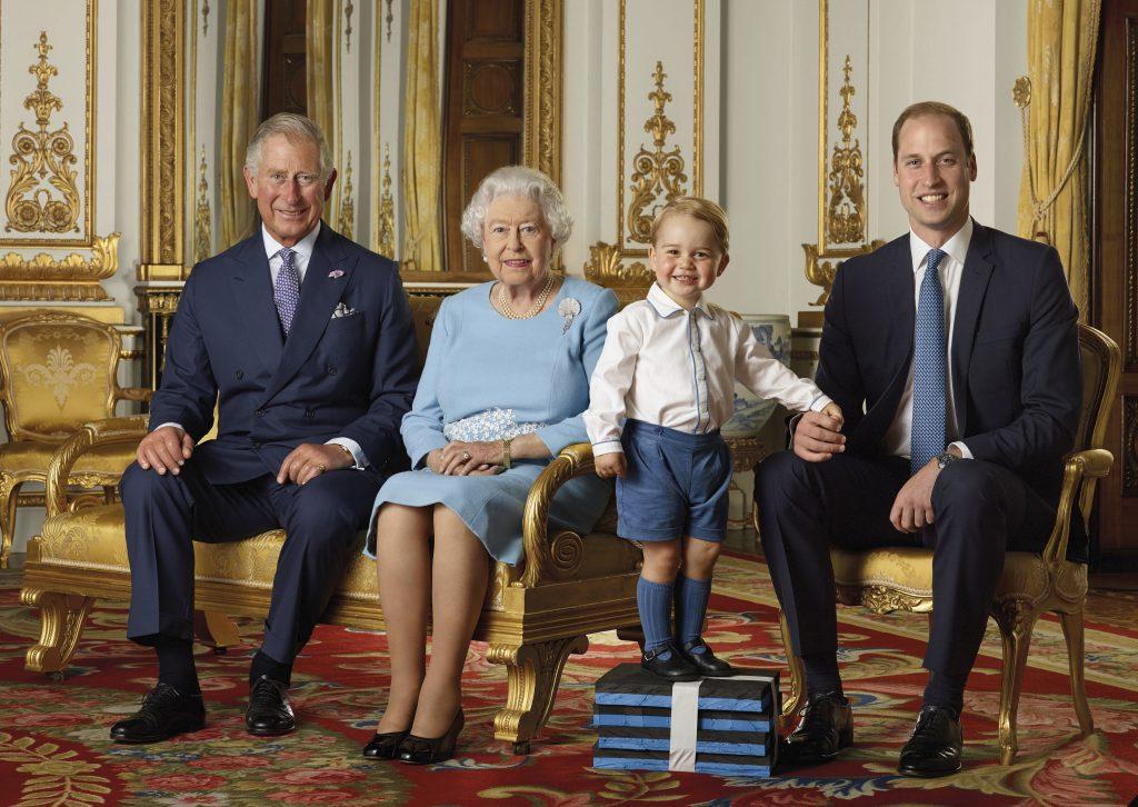 Britain Queen's 90th