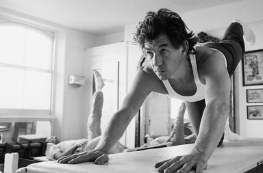 Ian Mckellen yoga