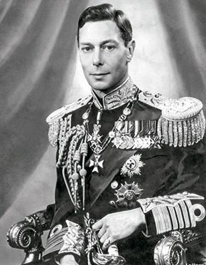 Edward VIII, hijo de George V