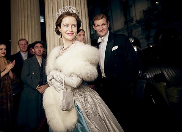reina Elizabeth II Netflix