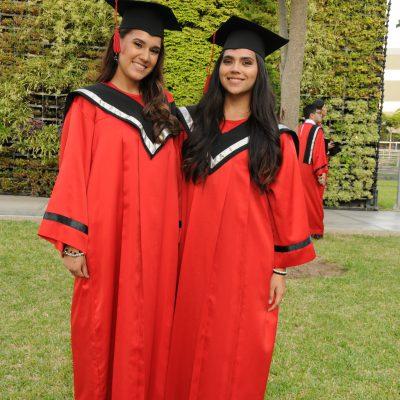 graduación Universidad de Ciencias Aplicadas