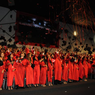 graduación UPC