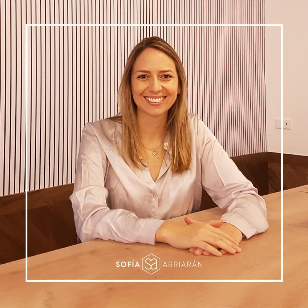 Sofía Arriarán nutricionista