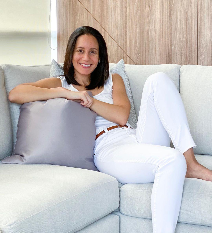 health coach Sandra Mayor