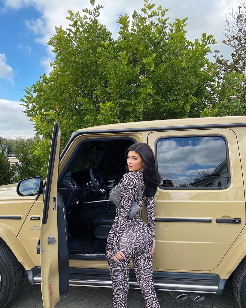 Kylie Jenner billonaria