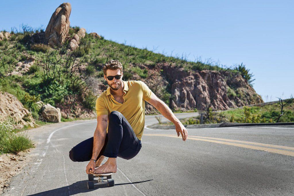 Liam Hemsworth fitness