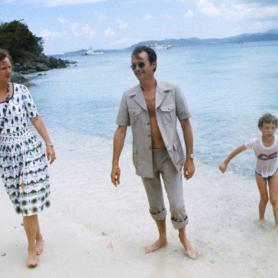 Dronning Margrethe, Prins Henrik, Kronprins Frederik, Prins Joachim