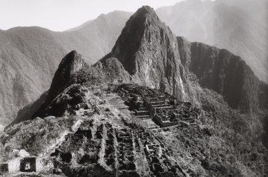 Machu Picchu-Martín Chambi, 1927-turismo