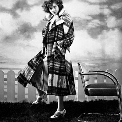 falda moda años 30