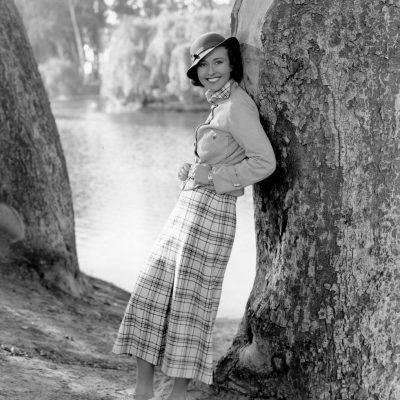 sombreros moda años 30