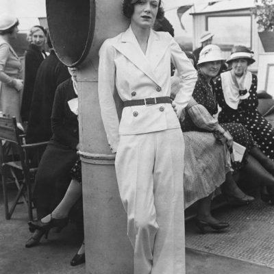 pantalón moda años 30