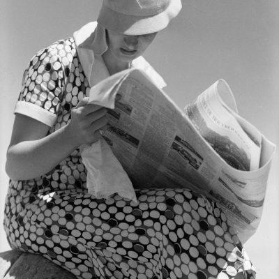 colores moda años 30