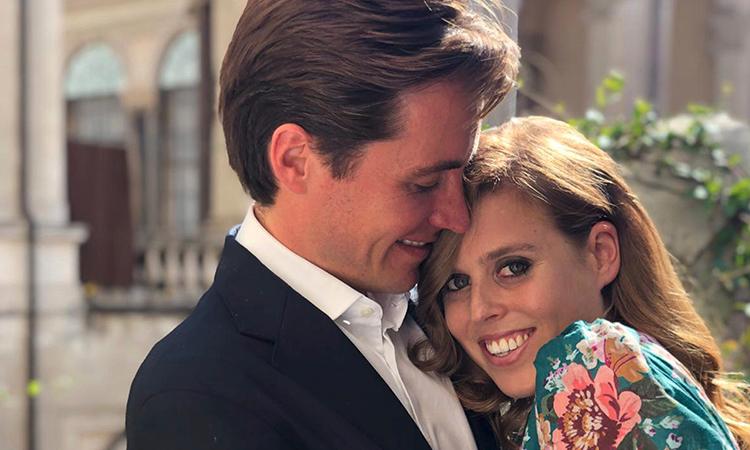 boda de la princesa Beatrice de York y Edoardo Mapelli cancelada