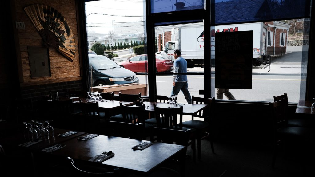 restaurantes crisis