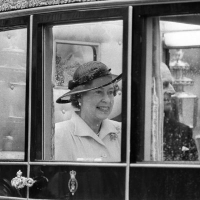 reina 94 años