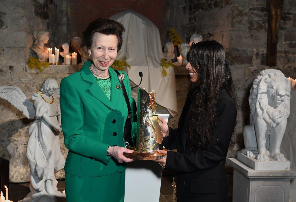 The Queen Elizabeth II Award for British Design - Presentation - LFW February 2020