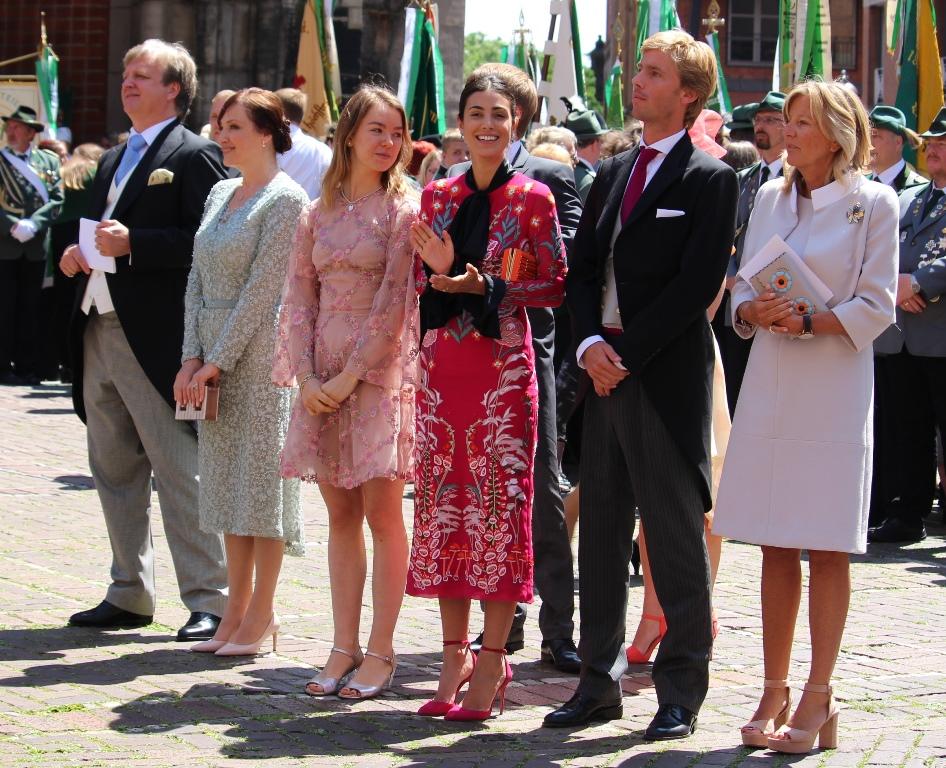 princesa boda príncipe Ernesto