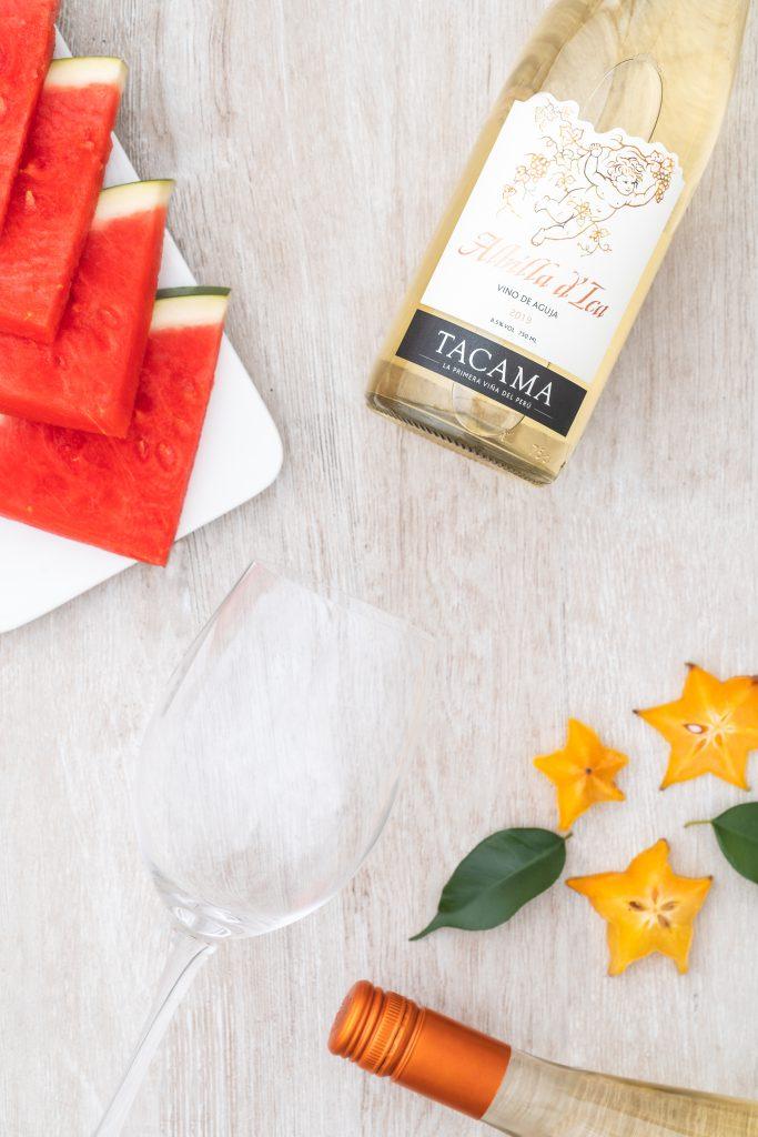 Albilla D'Ica vinos dulces Tacama