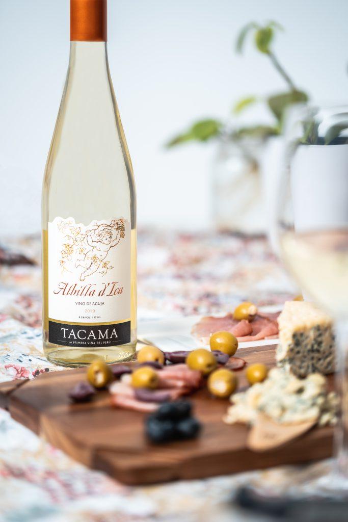 Vinos dulces con uvas pisqueras