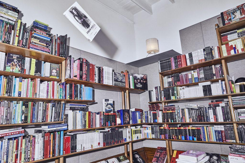 Libro y librerías Perú