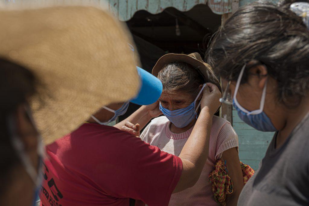 Asociaciones sin fines de lucro coronavirus Jueguete Pendiente