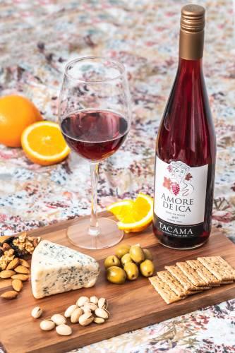 Amore D'Ica vinos mujer actual Tacama