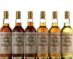 Springbank whiskey