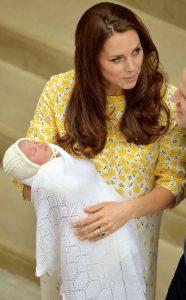 nacimiento princesa charlotte