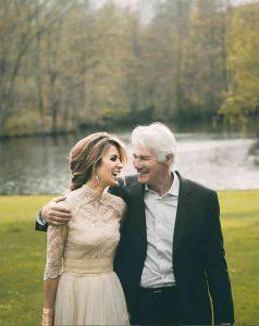 richar gere y alejandra silva boda
