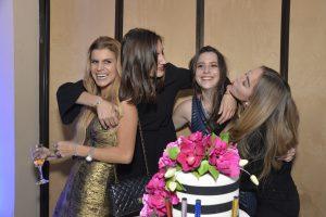 Cumpleaños de Verónica Ducassi Julio 2016 En la foto: Sandra Schwartzmann, Camila Villasana, Verónica Ducassi y Lucrecia Tarabotto