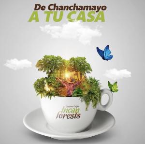 Incan Forests Guía de café peruano de COSAS