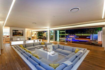 La casa de Los Ángeles de Orlando Bloom y Katy Perry.