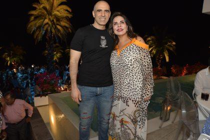 Estrella Musiris y Omar Machi