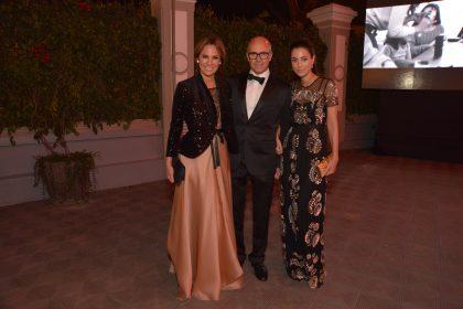 Liz Foy, Alessandra de Osma, Felipe de Osma