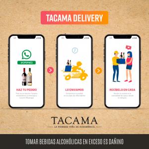 Tacama Delivery 1