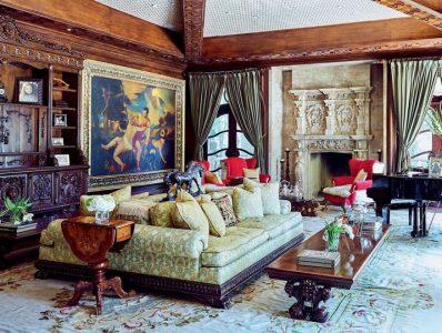 Mohammed Hadid mansión