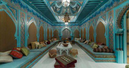 hadid mansión