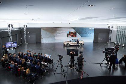 BMW i4 Concept auto