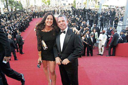Jackie Hoffman Pedro Brescia Cannes