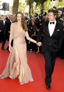 Angelina Jolie y Brad Pitt 2009 recordando Cannes