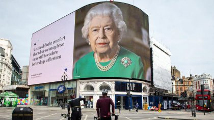 Reina Isabel Aisalamiento