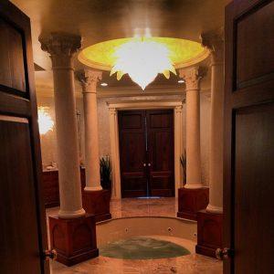 interior mansión sussex