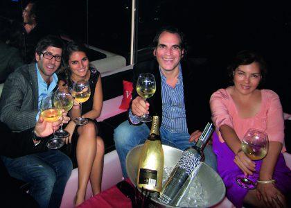 Peruanos en Cannes