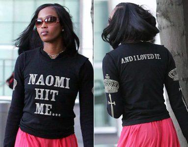 Naomi Campbell 50 años